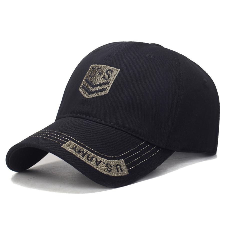Mũ lưỡi trai vải nam M119