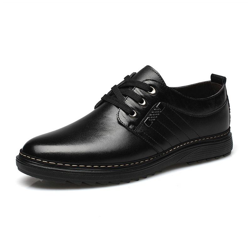 Giày da nam trung niên EN001
