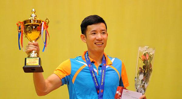 Đinh Quang Linh - tay vợt bóng bàn số 1 Việt Nam
