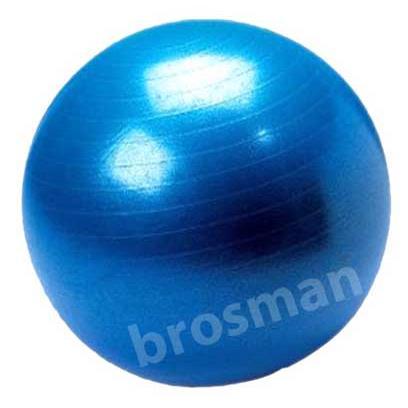 Bóng tập Yoga Brosman trơn