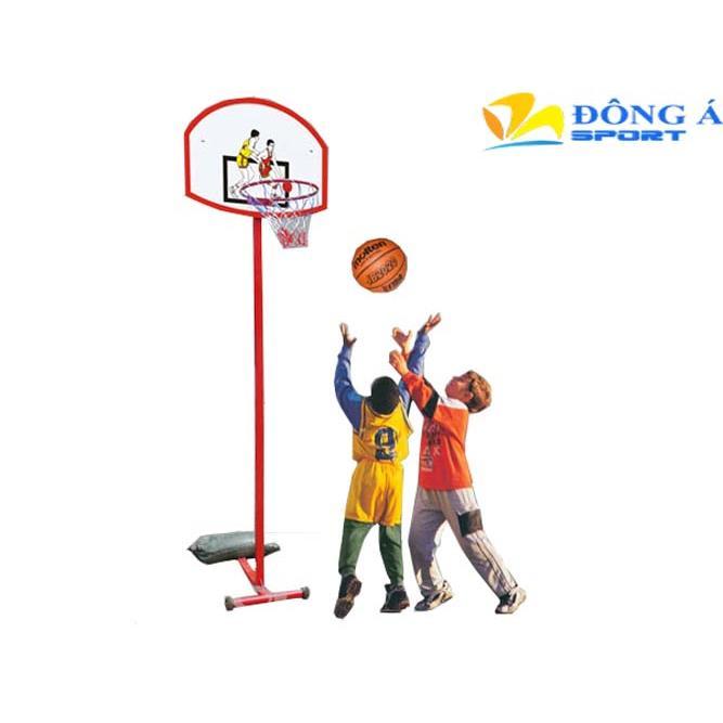 Kích thước trụ bóng rổ thiếu niên