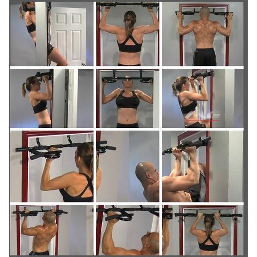 Xà đơn đa năng Iron Gym - 1557B