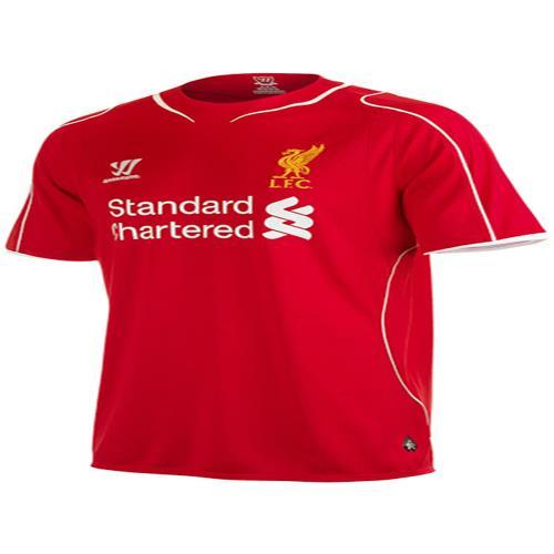 Quần Áo Liverpool  2014 - 2015
