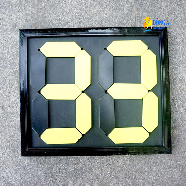 Bảng thay người bóng đá SA-106