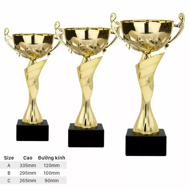 Cúp vàng thể thao MLG0011