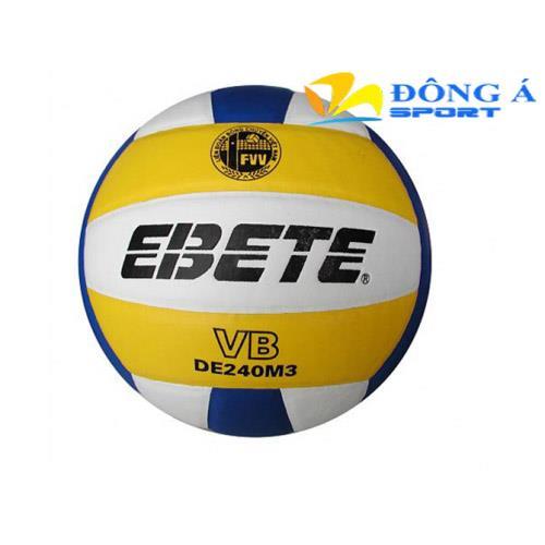 Quả bóng chuyền da PU Ebete DE 240M3