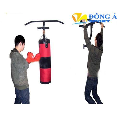 Khung treo bao đấm boxing và xà đơn
