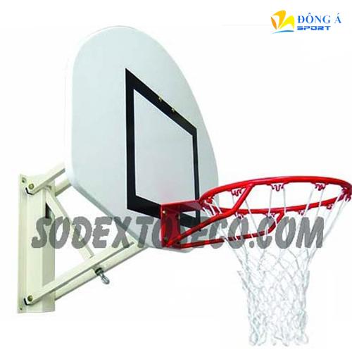 Bảng bóng rổ treo tường điều chỉnh độ cao S14115