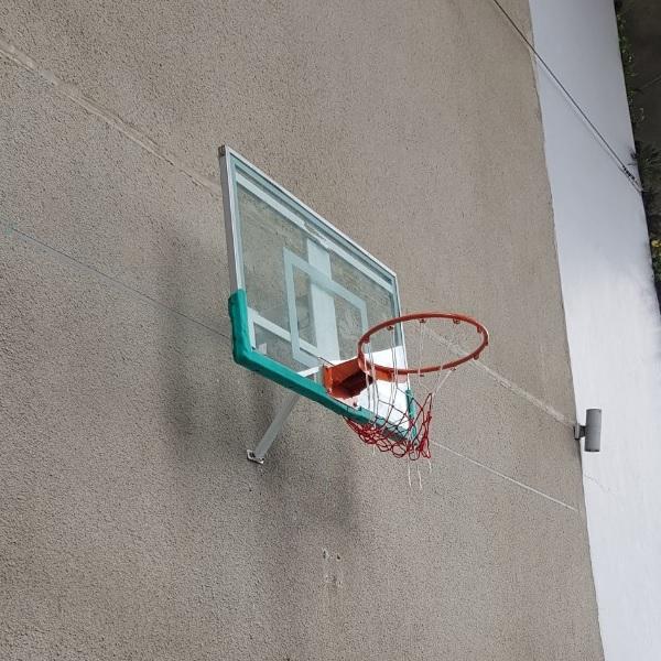 Bảng bóng rổ treo tường Kính cường lực DA-013