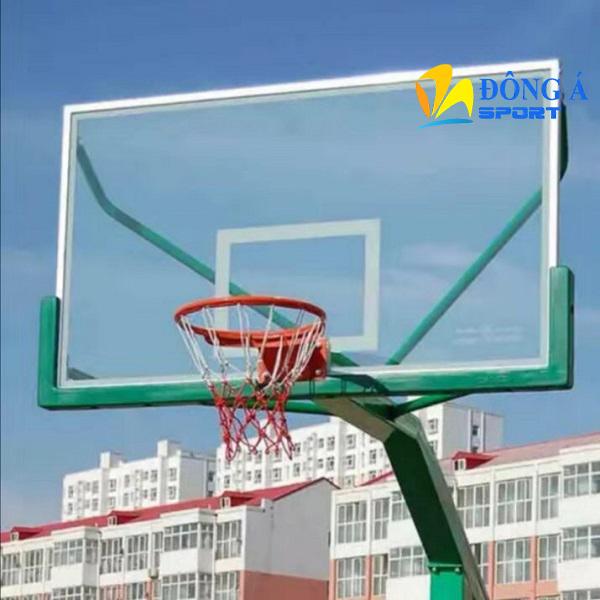 Bảng bóng rổ kính cường lực Đông Á DA-011