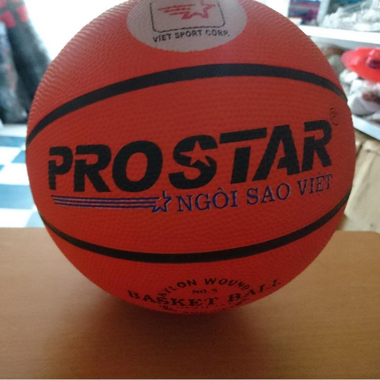 Quả bóng rổ học sinh Prostar số 5