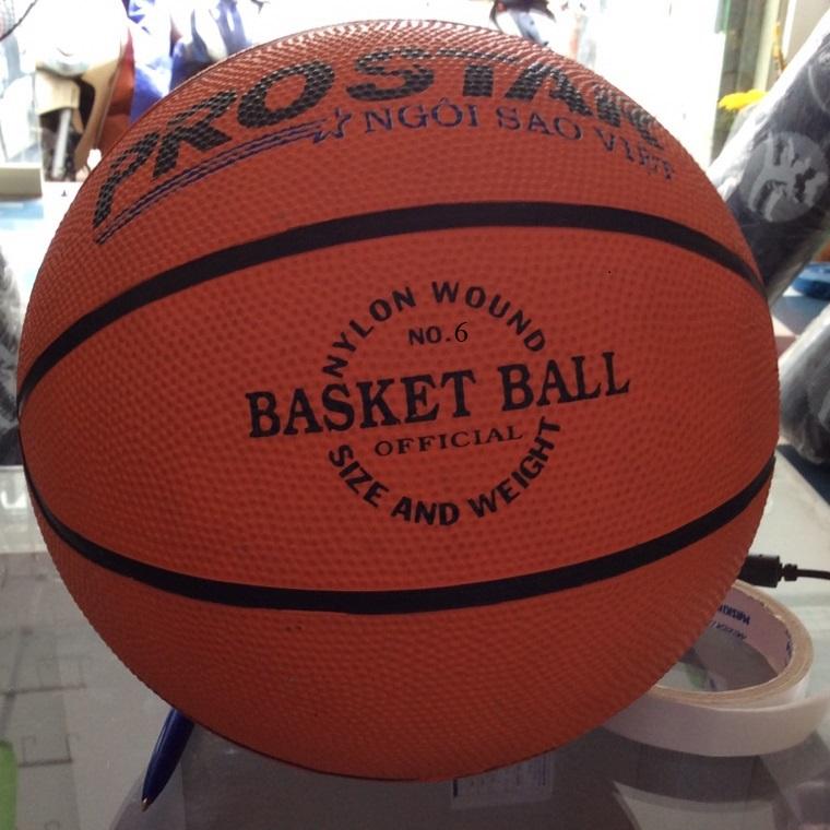 Quả bóng rổ học sinh Prostar số 6