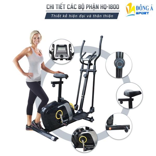 Xe đạp tập thể dục Techgym HQ 1800