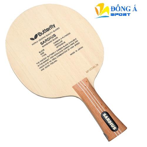 Lựa chọn một cây vợt bóng bàn phù hợp