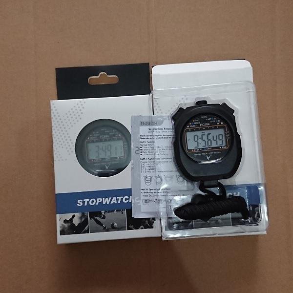 Đồng hồ bấm giây PC894 2LAP