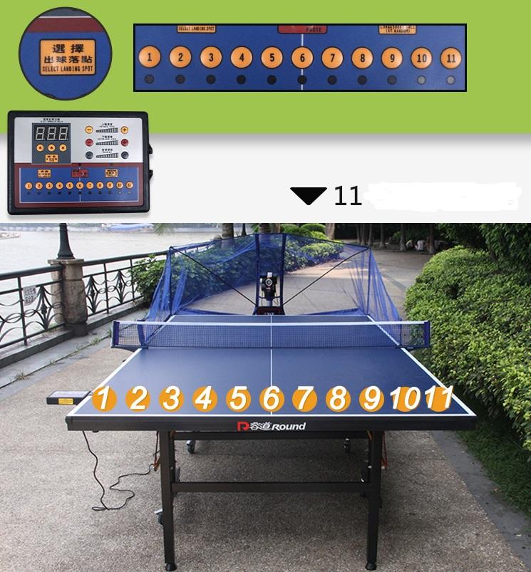 Máy bắn bóng bàn Y&T A8