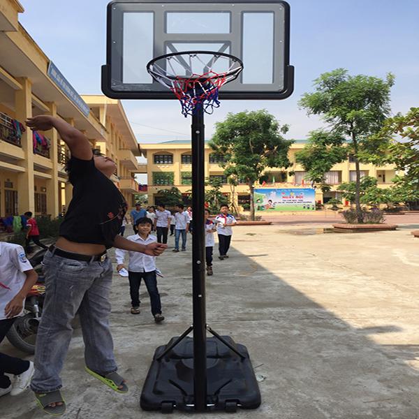 Trụ bóng rổ nhập khẩu SBA021A