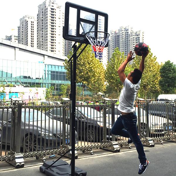 Chiều cao cột bóng rổ tiêu chuẩn là bao nhiêu?