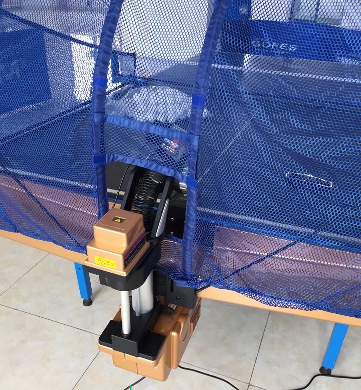 Máy bắn bóng bàn Y&T A9