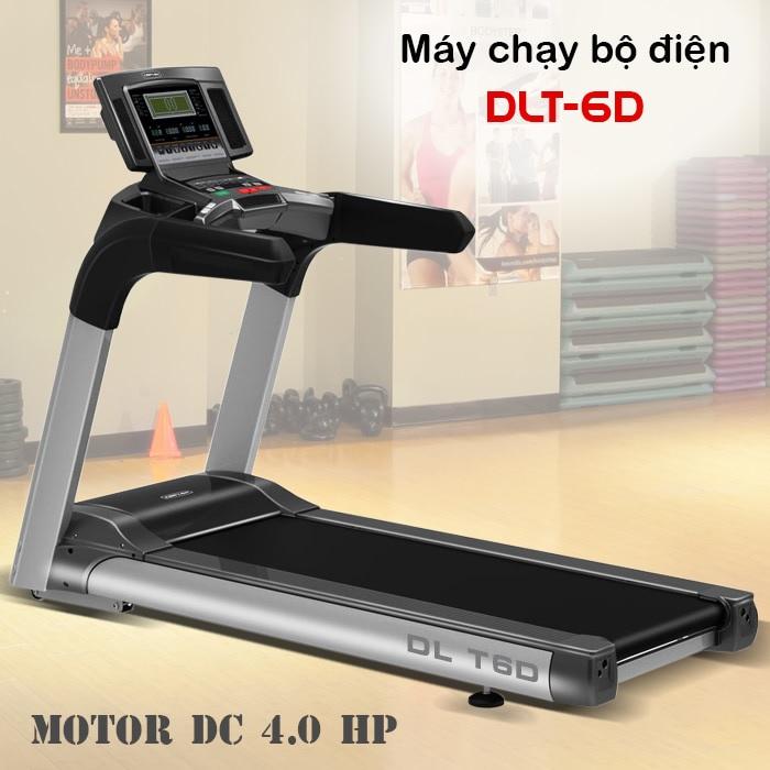Máy chạy bộ điện phòng Gym DL-T6D