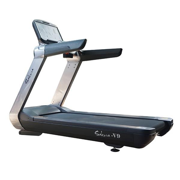Máy chạy bộ điện cho phòng Gym Sakura V9