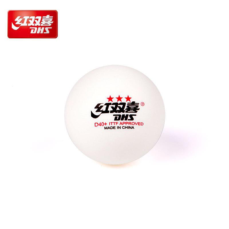 Quả bóng bàn DHS Cell Free Dual 3 sao hộp 10 quả