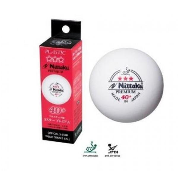 Quả bóng bàn Nittaku Premium 40+