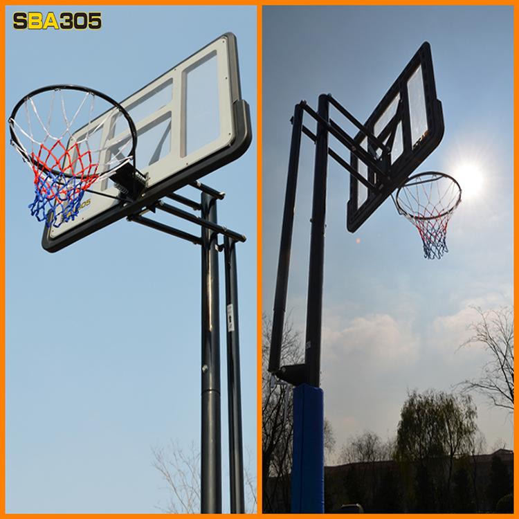 Trụ bóng rổ nhập khẩu SBA021