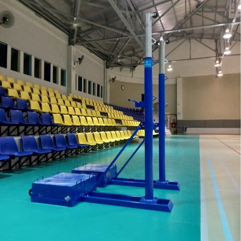 Trụ bóng chuyền di động Đông Á chuẩn thi đấu