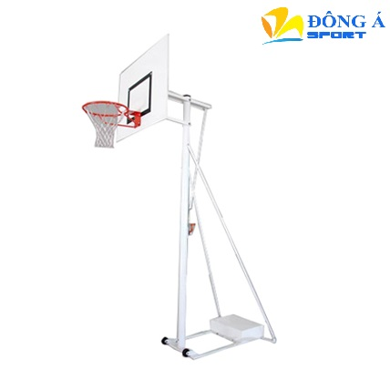 Kích thước trụ bóng rổ, cột bóng rổ tiêu chuẩn