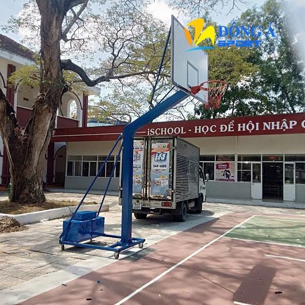 Trụ bóng rổ di động DA02