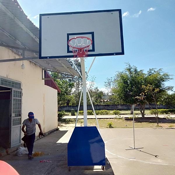 Trụ bóng rổ di động Pano Composite DA-05