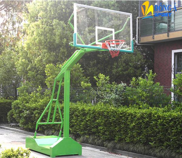 Trụ bóng rổ nhập khẩu thi đấu TT-501