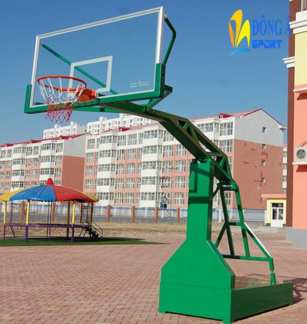 Trụ bóng rổ nhập khẩu thi đấu TT-502