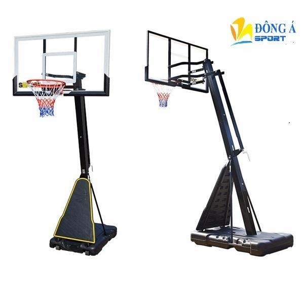 Các loại trụ bóng rổ