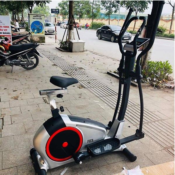 Xe đạp tập thể dục Fuji Luxury 113