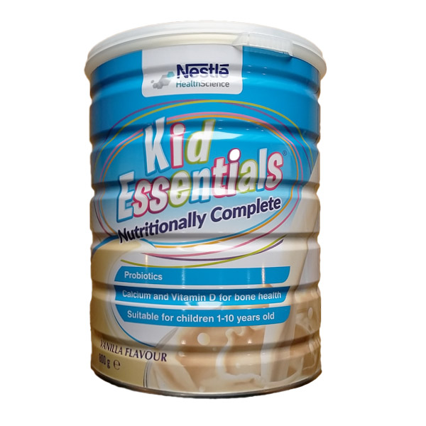 Sữa Kid Essentials Úc cho bé biếng ăn, chậm lớn 800g
