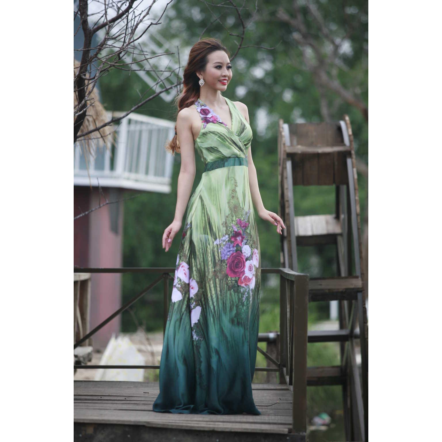 Đầm Dạ Hội DRP0307-33