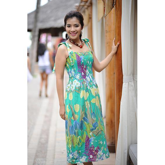 Đầm Smocking DRCT0105-03