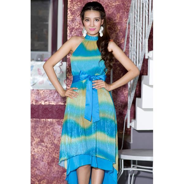 Đầm Voal Dập Plis DRCT0127A-03