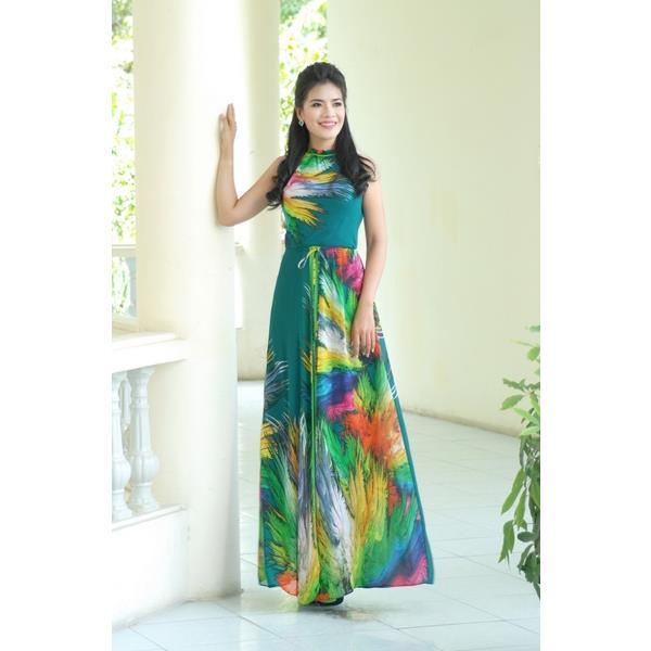 Đầm Dạ Hội Hoa - DRCT0189_38