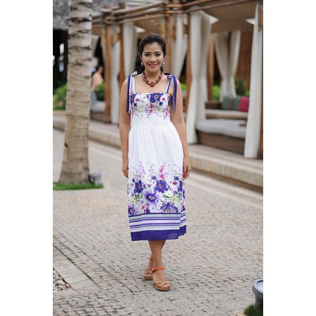 Đầm Smocking DRCT0105-713