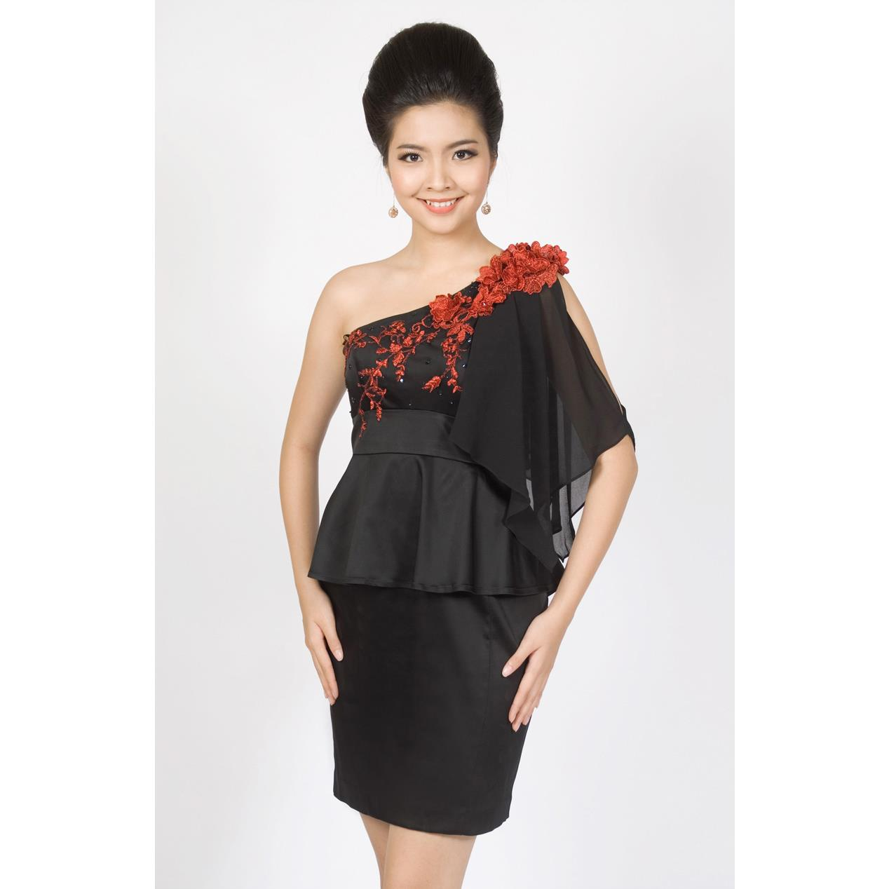 Đầm Cooktail - DRCK0059_04