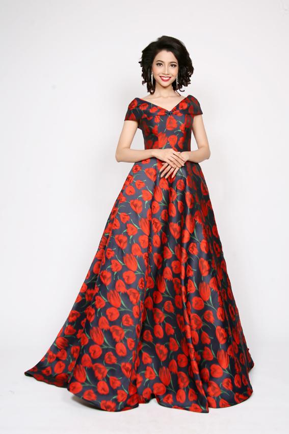 Đầm Dạ Hội DRM0095-3109
