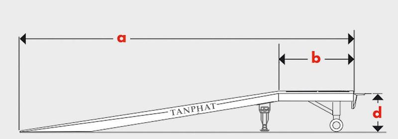 bản vẽ cầu lên container- Tdonghoa88