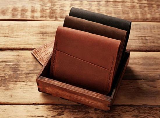 Sự cần thiết của một chiếc ví da nam