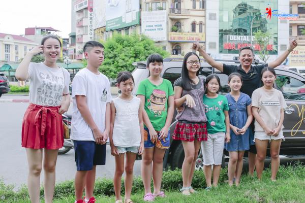 Địa chỉ trung tâm đào tạo kỹ năng MC, giao tiếp cho trẻ em uy tín