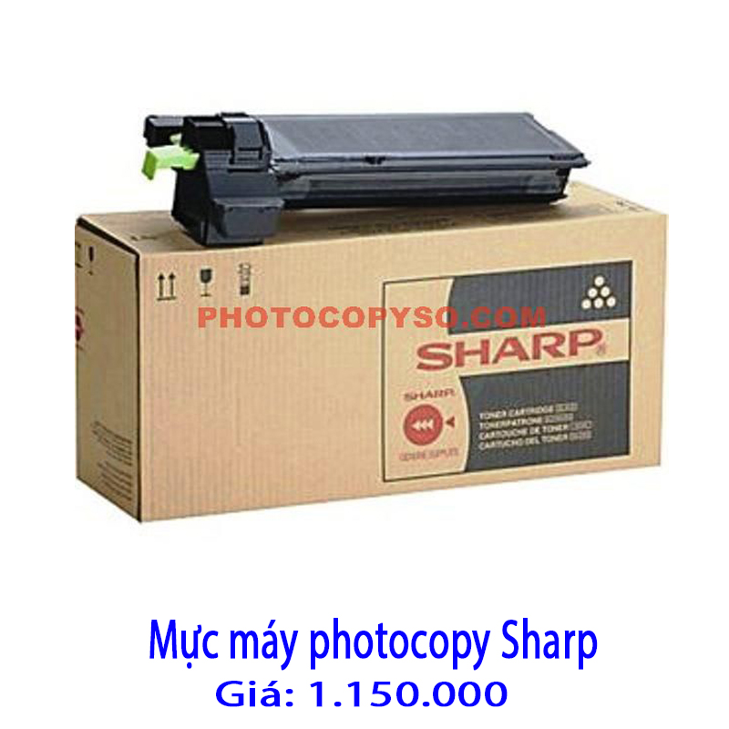 muc may photocopy sharp