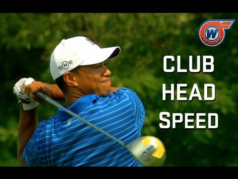 CLUB HEAD SPEED