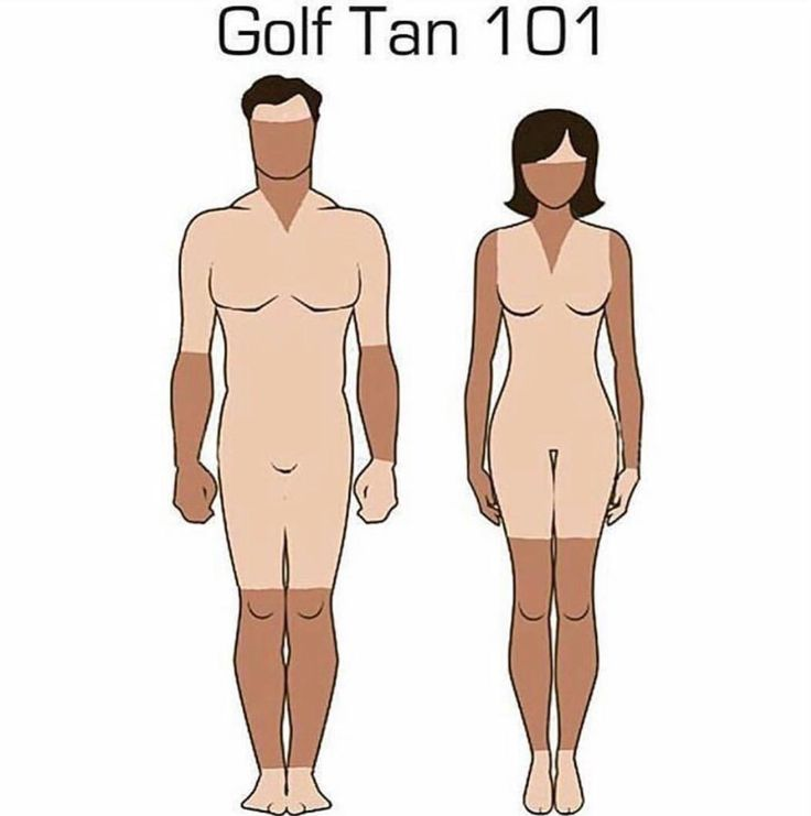 GOLF TAN  - GOLF WIDOW - GOOD, GOOD - GOOD LEAVE - GOOD UP